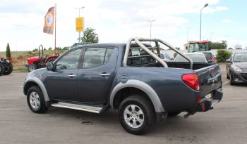 MITSUBISHI L200 2.5DID 4WD CD INTENSE cheio