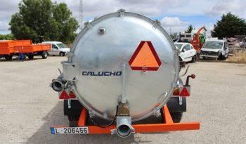 CISTERNA GALUCHO CG-5000 cheio