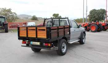 NISSAN PICK UP KING CAB D22 2.5 4X4 cheio