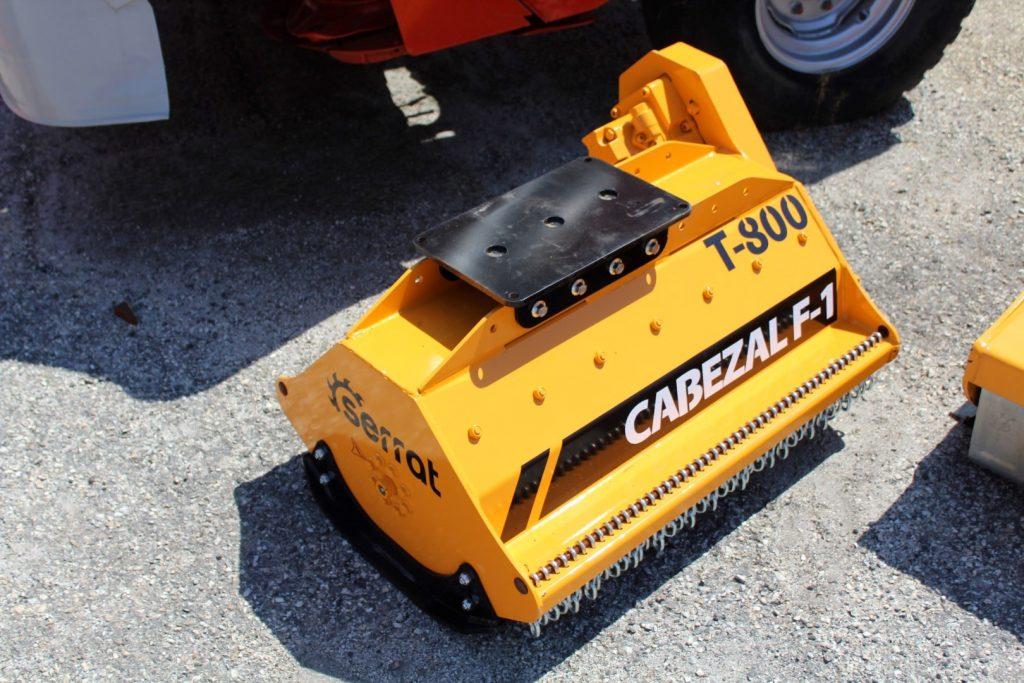 Cabeça Trituradora SERRAT F1 T-800