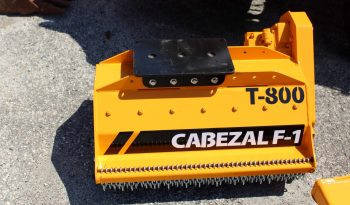 Cabeça Trituradora SERRAT F1 T-800 cheio