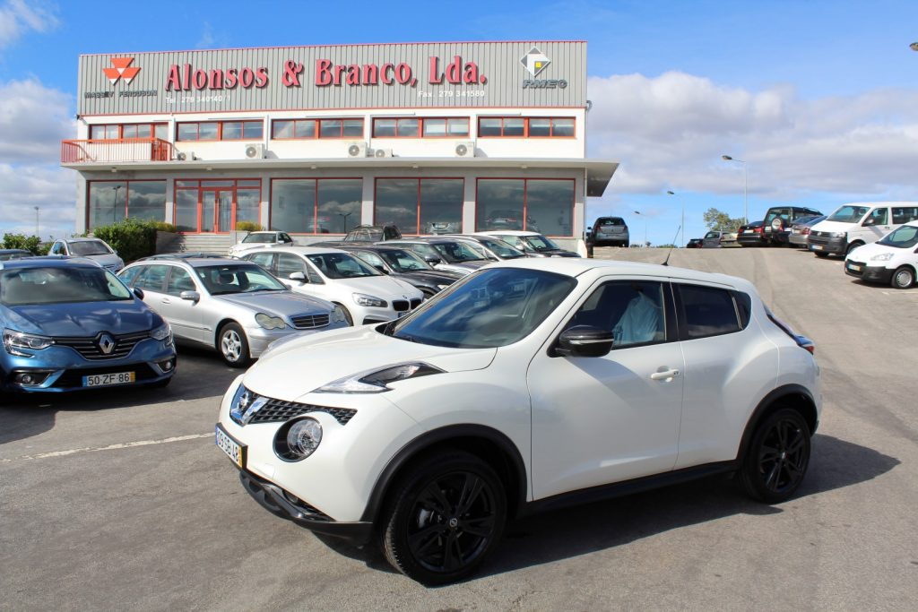 Nissan Juke 1.5 dCi N-Connecta
