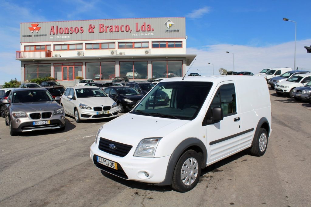 Ford Transit Connect 1.8 Trend
