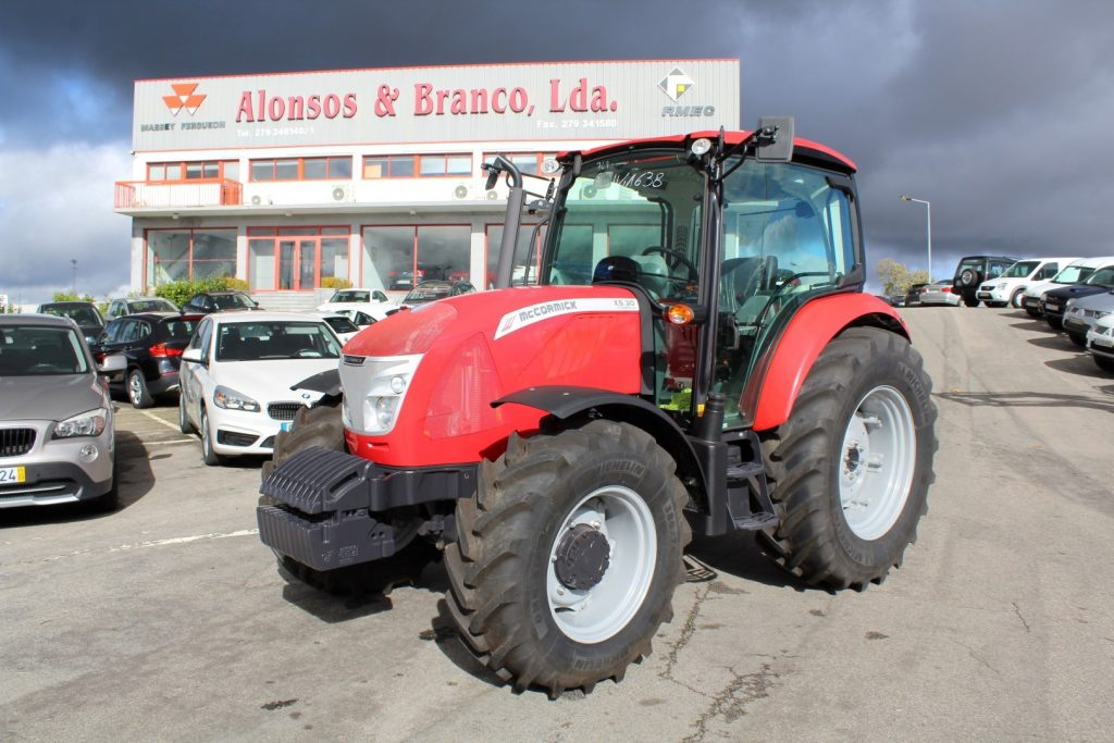 MCCORMICK X5.30 POWER PLUS