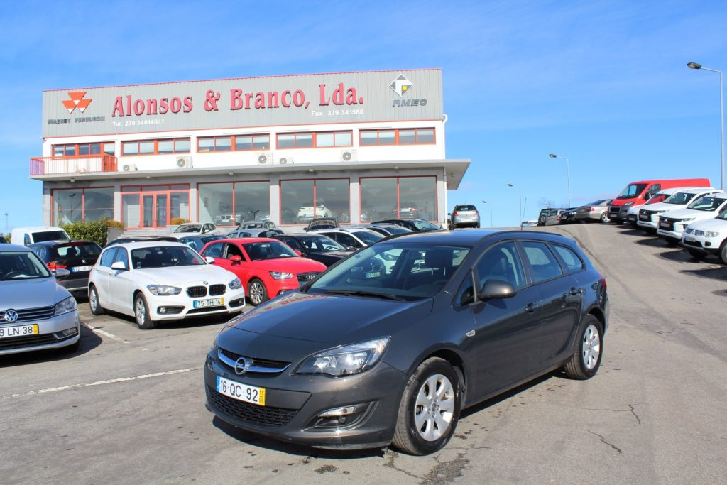 Opel Astra Sport Tourer 1.3 CDTI Cosmo