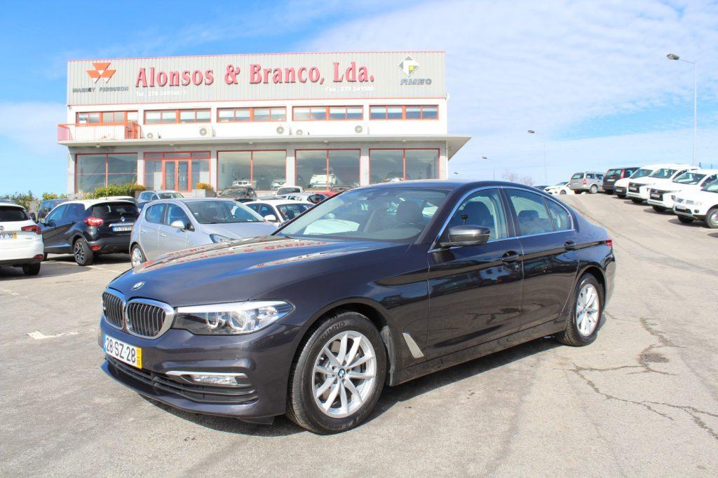 BMW 520 d Line Sport (Aut.)