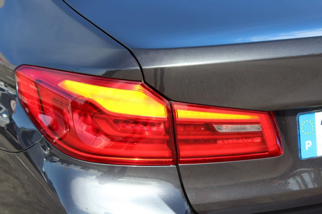BMW 520 d Line Sport (Aut.) cheio