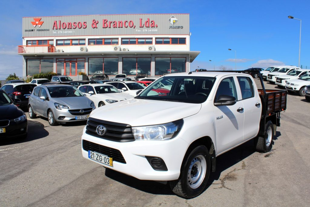 Toyota Hilux 2.4 D 4WD
