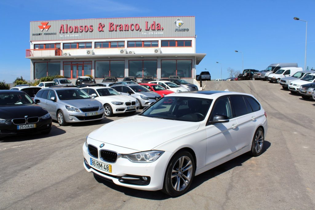 BMW 320 d Touring (GPS)