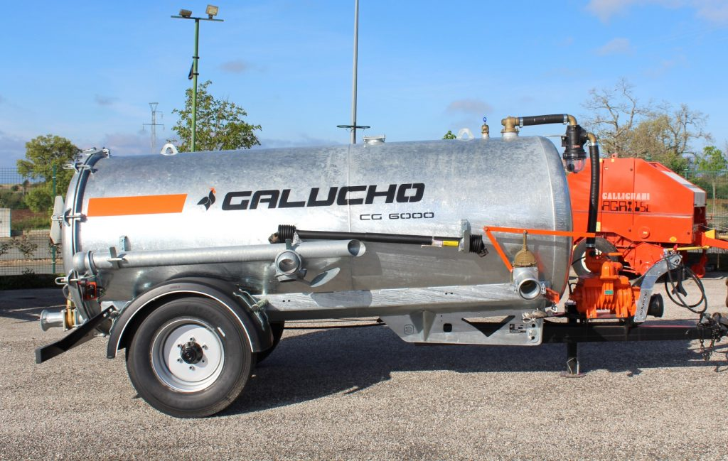 Cisterna Agrícola GALUCHO CG-6000