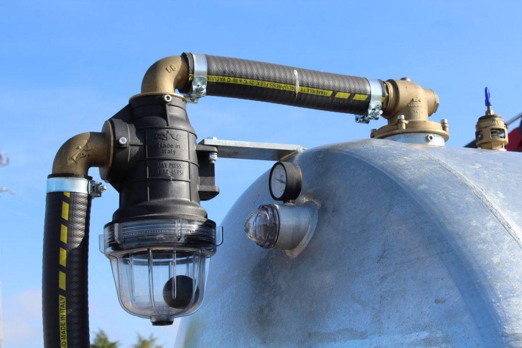 Cisterna Agrícola GALUCHO CG-6000 cheio