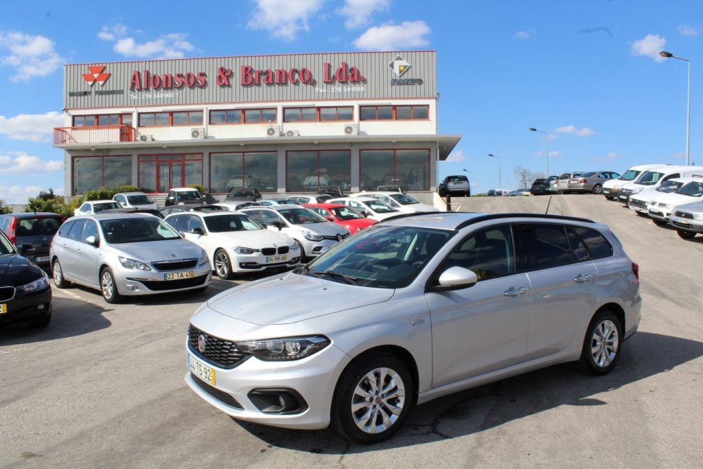Fiat Tipo Station Wagon 1.3 M-Jet Lounge GPS