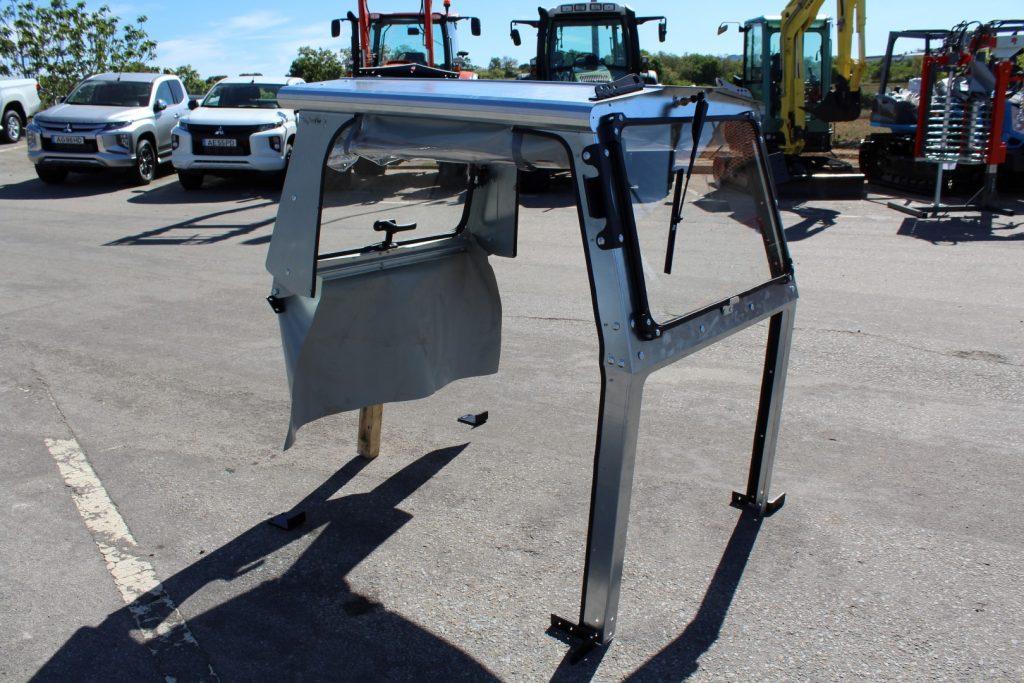 Cabine Jorfão (Aplicável em todos os modelos de tractor) cheio
