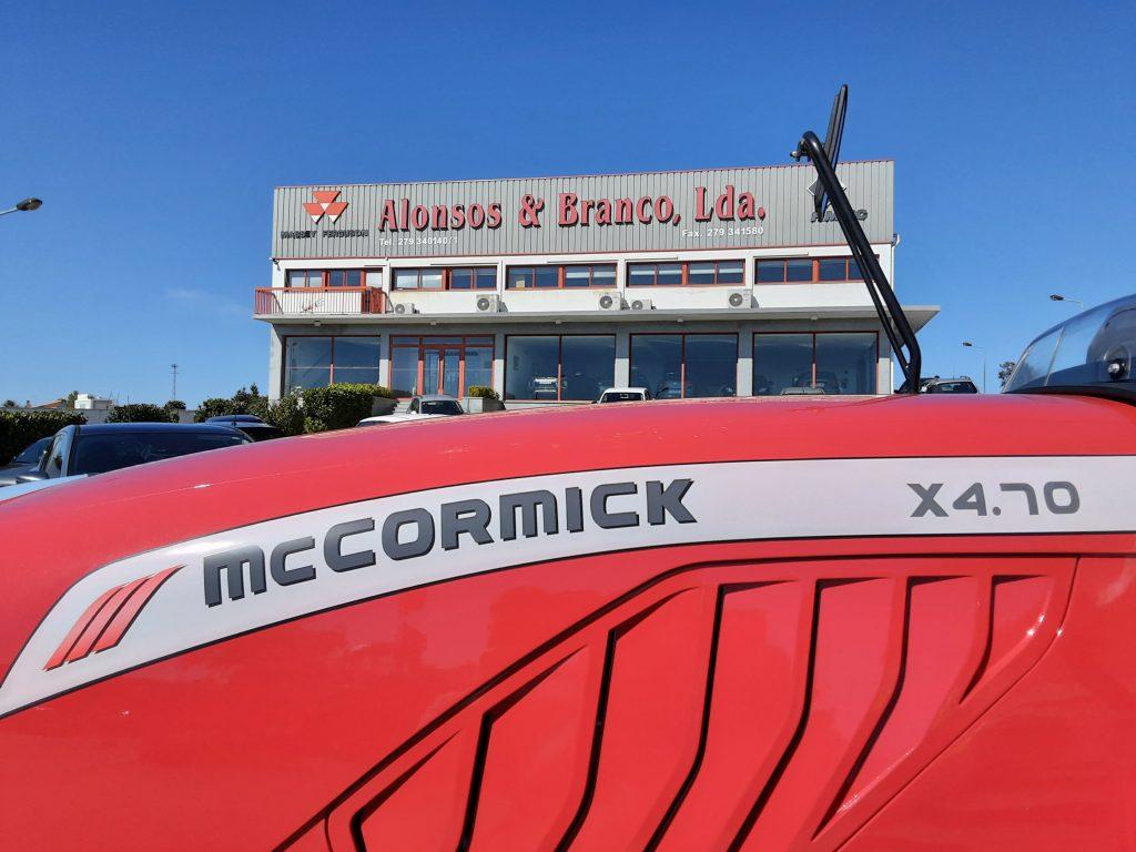 MCCORMICK X4.70 cheio